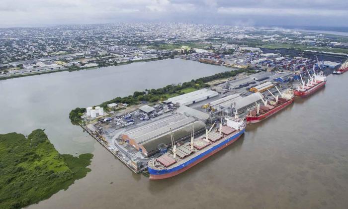 Inminente nueva crisis en el canal de acceso al Puerto