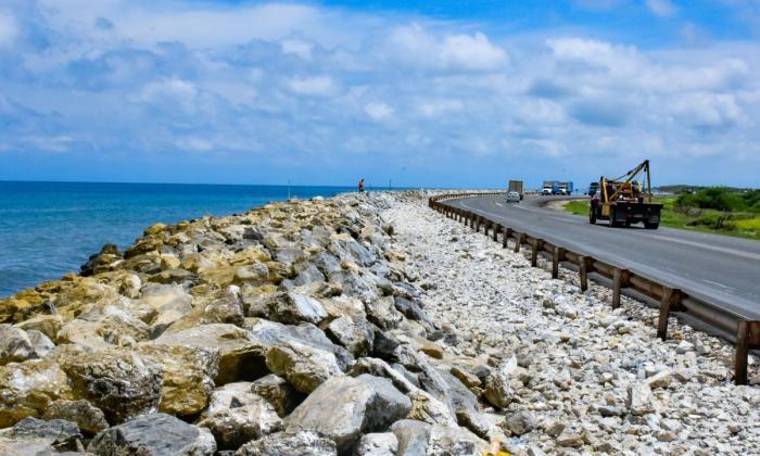 Aprueban recursos para viaductos en la vía Ciénaga-Barranquilla