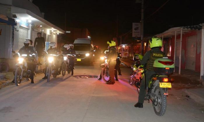Miembros de la Policía se encargarán de realizar los operativos de control.
