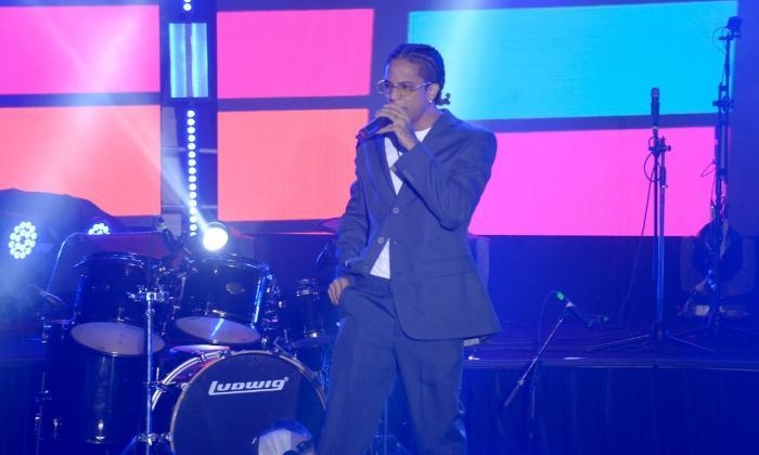 """Bayron Velasco Jiménez, ganador del concurso musical """"Abajo los corruptos"""""""