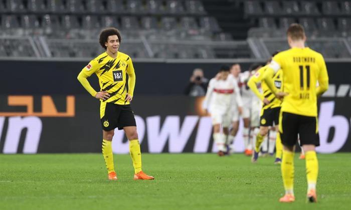 Borussia Dortmund cae goleado y se aleja de la punta en la Bundesliga