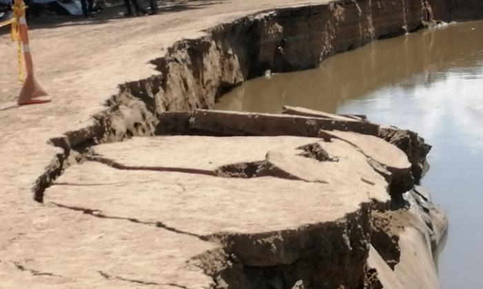 En Salamina va a ocurrir una tragedia: alcalde (e)