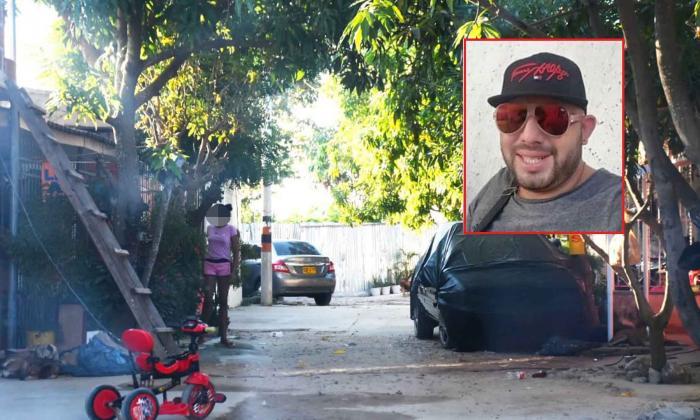 A tiros asesinan a 'Bola Ocho' en Soledad