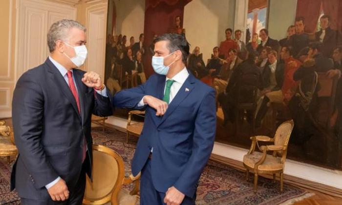 Critican presencia de Leopoldo López en programa televisivo de Duque