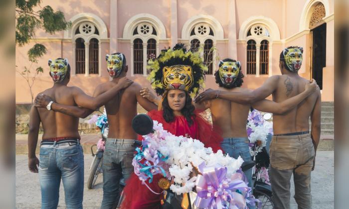 01. La imágenes de 'Miss Colombia' contaron con la dirección artística de la barranquillera Orly Anan Gontovnik.