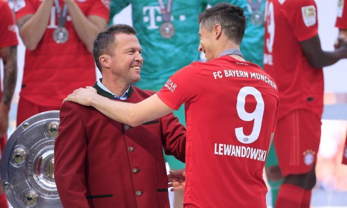 """Si Lewandowski no es 'The Best', no le creo nada más a la FIFA"": Lothar Matthaus"