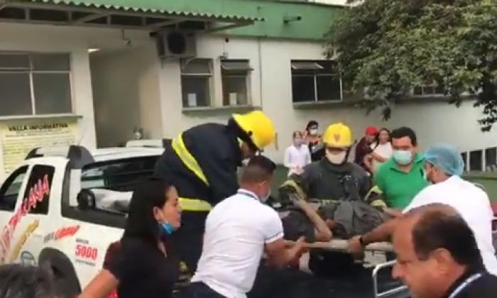 Un muerto y al menos 15 heridos tras explosión en polvorería en Tolima