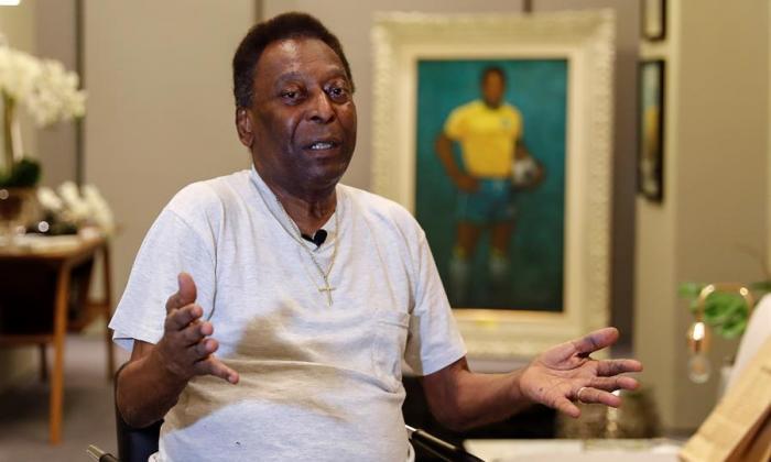 Un año duro para el Pelé más resiliente