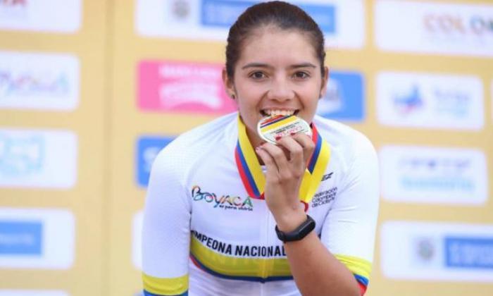 La colombiana Hernández gana el Tour Femenino