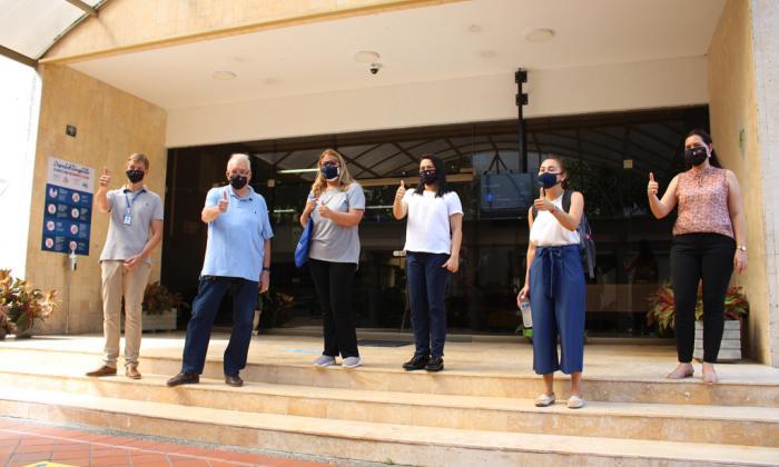 Colegio Alemán de Barranquilla dio inicio a su Modelo de Alternancia