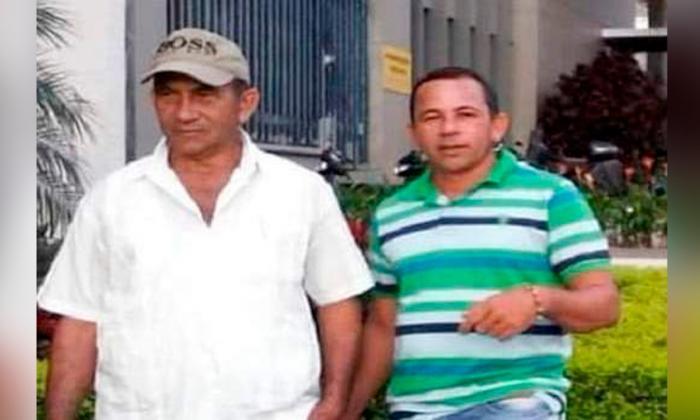 Padre e hijo mueren ahogados en un caño de San Marcos