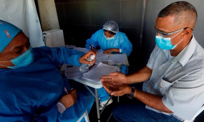 Cartagena comenzó el jueves la aplicación de 22.000 pruebas de Covid-19 para detectar de manera temprana los casos.