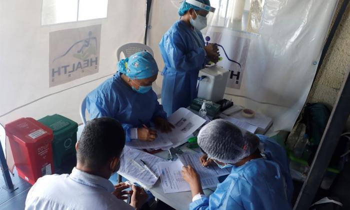 Colombia sobrepasa los 1,5 millones de contagiados por coronavirus