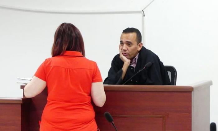 Vladimir Ernesto Daza Hernánde, juez segundo promiscuo de Maicao.