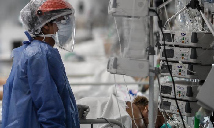 En diciembre, más pacientes con Covid-19 han ingresado a UCI