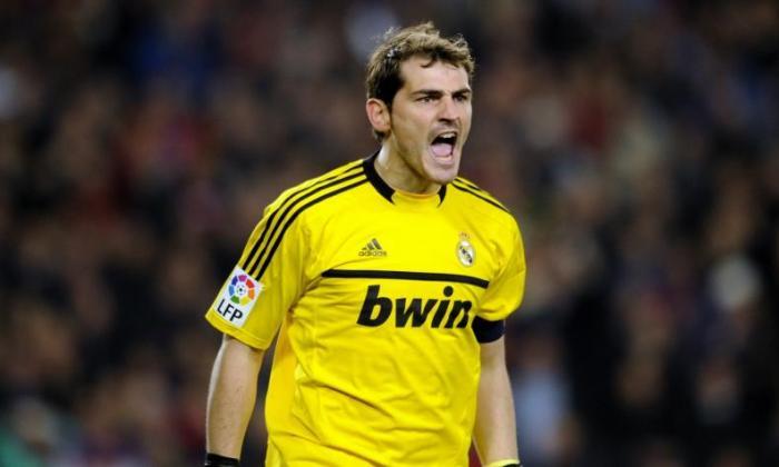 Casillas vuelve al Real Madrid como director general adjunto de la Fundación