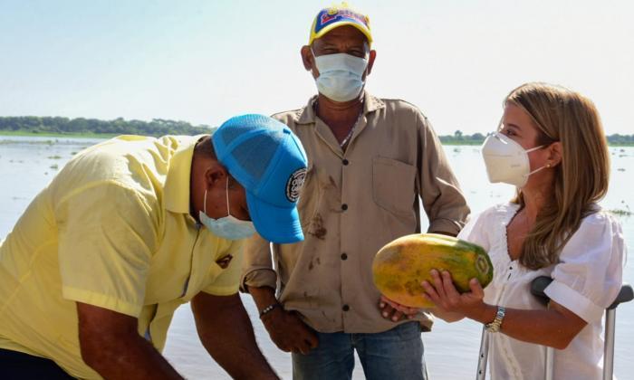 Gobernación escogió operador de los distritos de riego del Sur