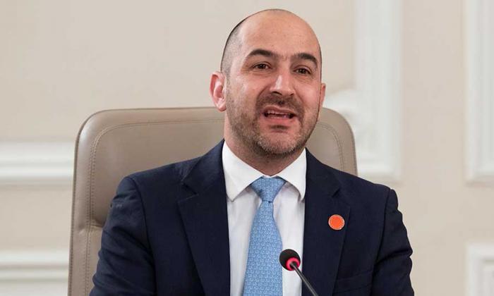 Duque designa a Felipe Buitrago como nuevo ministro de Cultura