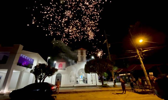 En la mayor parte de la región Caribe no hubo quemados con pólvora