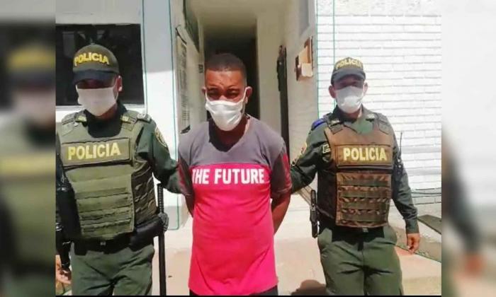 Presunto asesino capturado por las autoridades