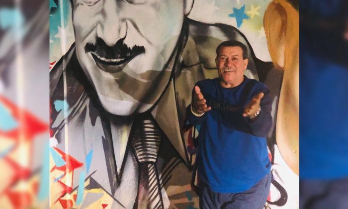 La salsa lamenta en redes partida de Tito Rojas