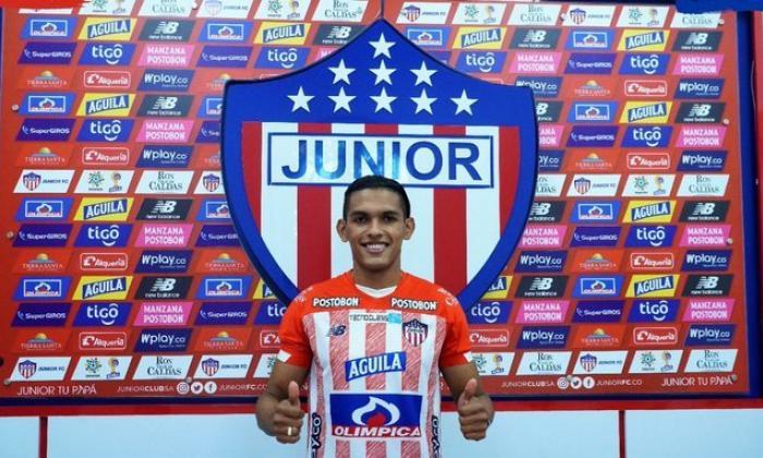 Hómer Martínez tuvo una buena temporada con el Atlético Bucaramanga.