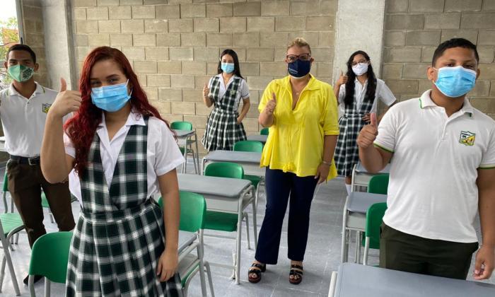 Los cinco retos educativos que enfrenta Barranquilla en 2021