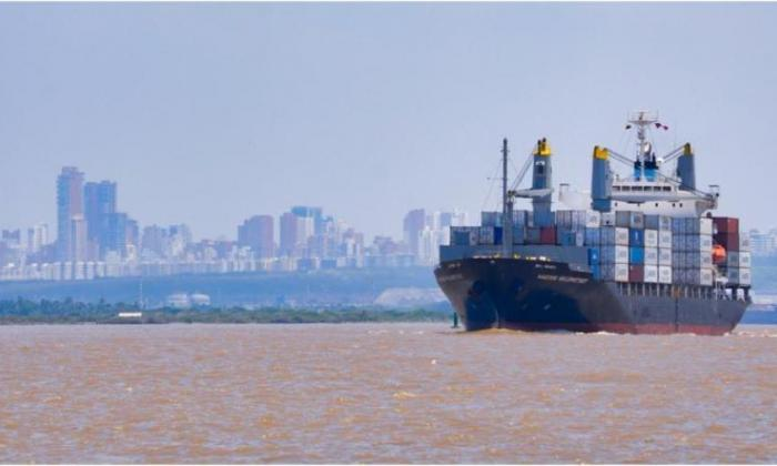 Puerto de Barranquilla: establecen calado máximo en 8,1 metros
