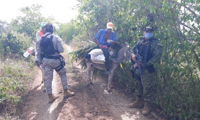 Continúa la búsqueda del médico y ganadero secuestrado en Sucre