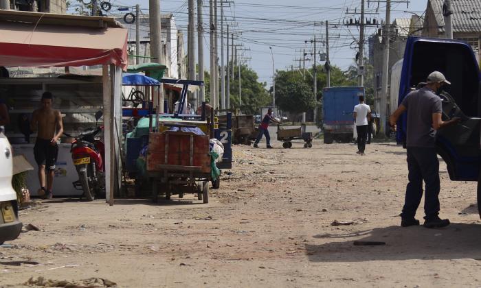 Barranquillita se despedirá de las calles deterioradas y malos olores