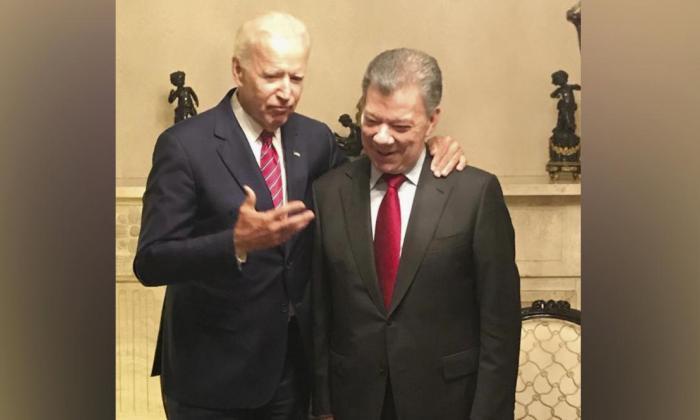"""""""Con Biden se abre una oportunidad de transición en Venezuela"""": Santos"""