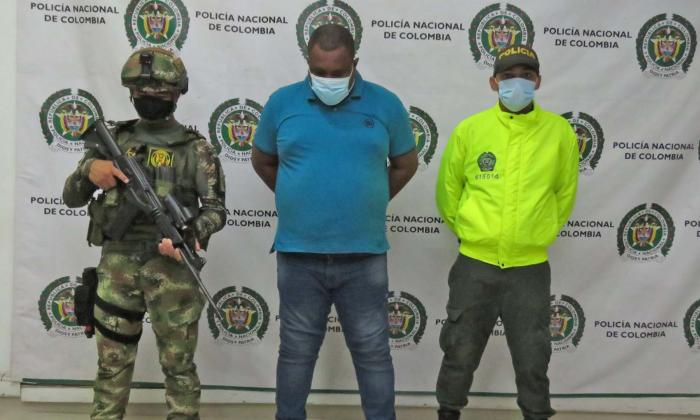 Cae supuesto coordinador de las rutas de cocaína en Córdoba