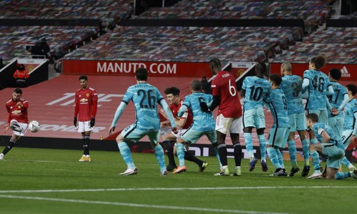El Manchester United elimina al Liverpool de la FA Cup