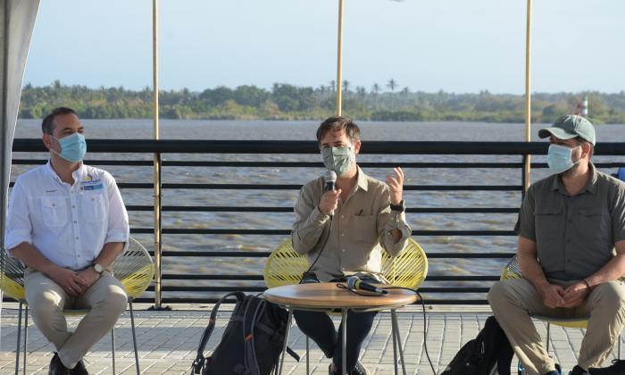 Estudian ruta por el río Magdalena para fomentar el turismo fluvial