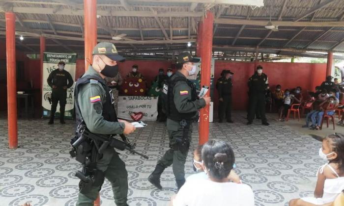 Promueven campaña contra extorsión y secuestro de comerciantes en Sucre