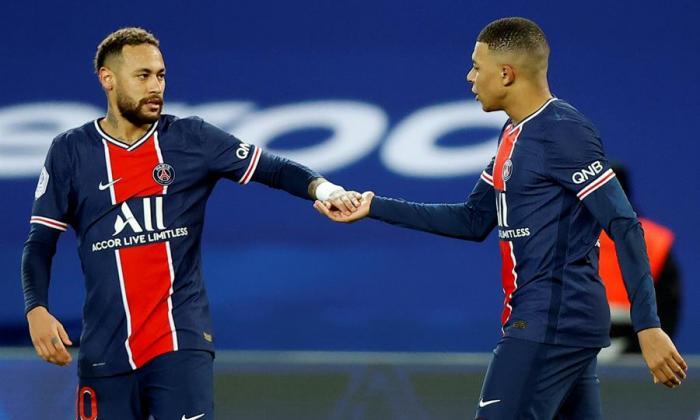 """""""Quiero seguir en el PSG y espero que Mbappé también"""": Neymar"""
