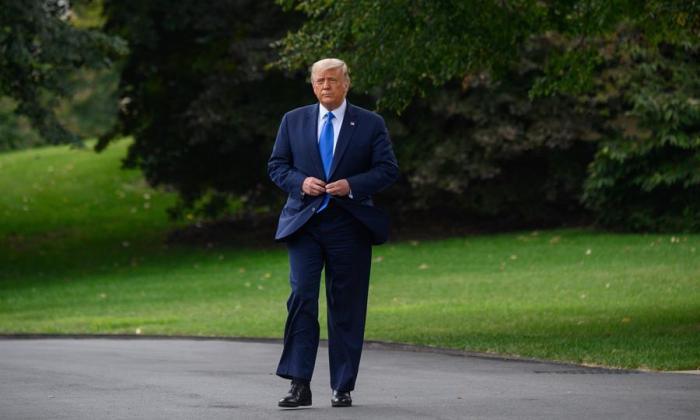 Trump anuncia los abogados que dirigirán su defensa en el juicio político