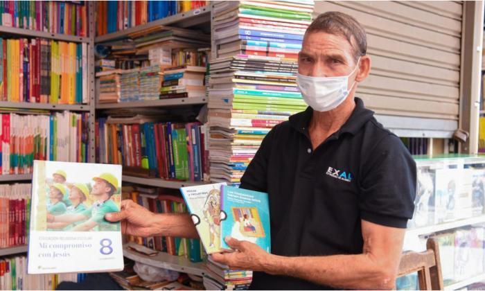 Libreros del Centro de la ciudad tendrán Feria del libro