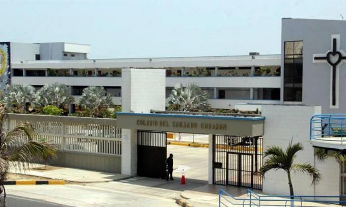 Colegio Sagrado Corazón suspende clases presenciales