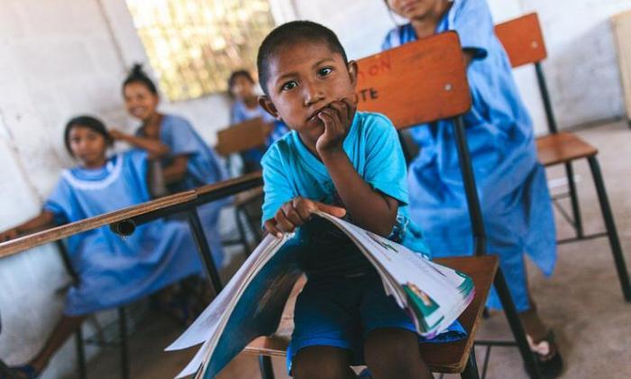 Aprueban protocolos en 22 colegios de Riohacha para el retorno a clases