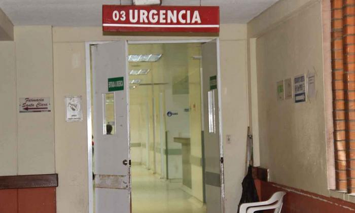 Campesino herido en procedimiento policial fue remitido a Montería