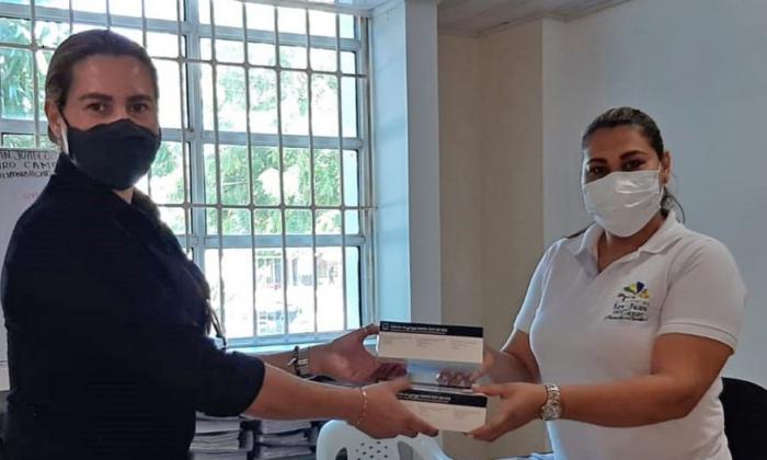 Cerrejón dona 1.533 pruebas rápidas de covid-19 a varios municipios