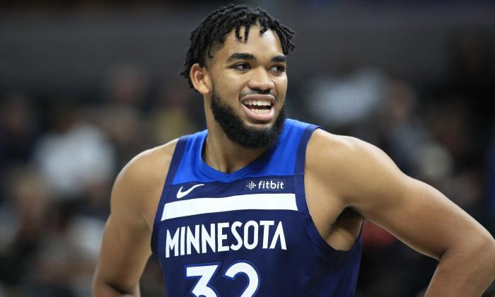 """""""Pasé noches de miedo por la covid"""": Towns, jugador de la NBA"""