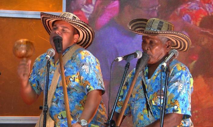 Los festivales del Caribe en una Noche de Tambó