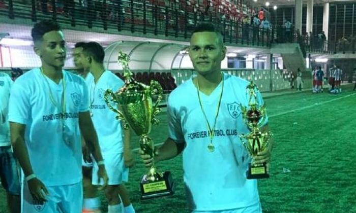 Wanderley Lobo, un barranquillero que pide pista en el fútbol argentino