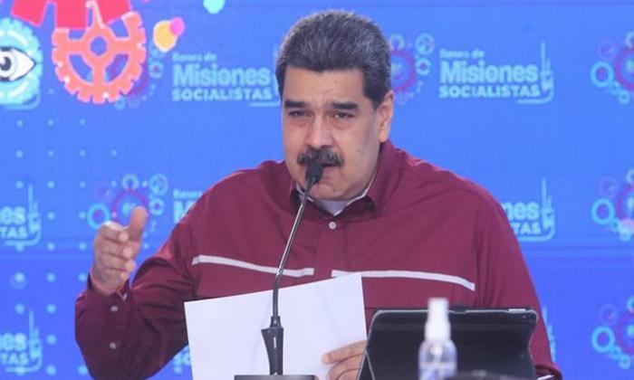 """Maduro dice que """"pronto"""" iniciará la vacunación masiva contra la covid-19"""
