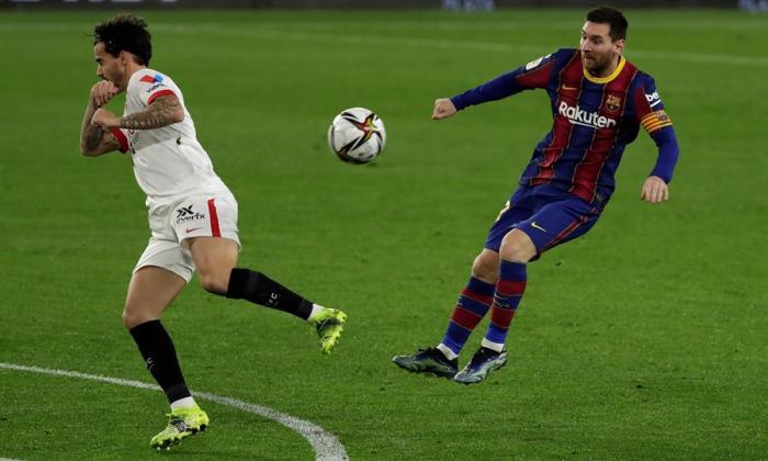 Messi ha empezado a golear y a asistir como en sus mejores tiempos.