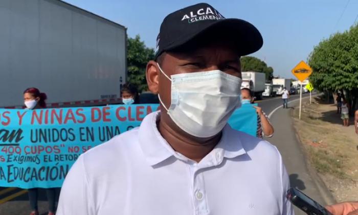 Comunidad de Clemencia, Bolívar, reclama 500 cupos de primera infancia