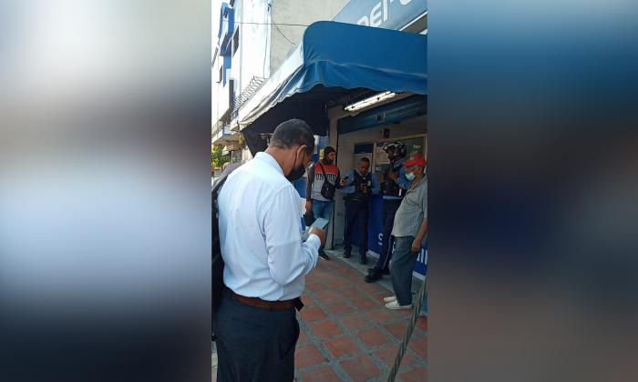 Atracan local de apuestas en Las Moras, Soledad