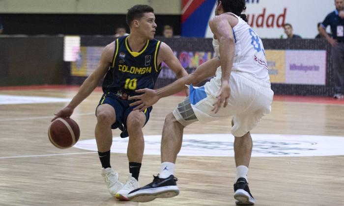 Selección Colombia de Baloncesto vence a Argentina y hace historia